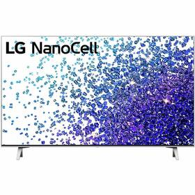 Televize LG 43NANO77P šedá