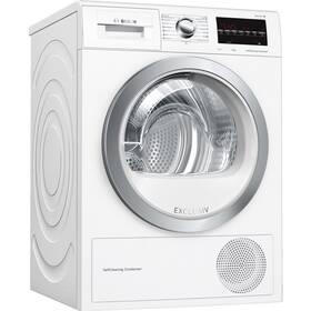 Sušička prádla Bosch Serie | 6 WTW85491BY bílá