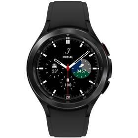 Chytré hodinky Samsung Galaxy Watch4 Classic 46mm LTE (SM-R895FZKAEUE) černé