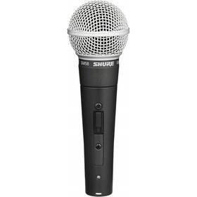 Mikrofon Shure SM58SE