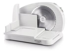 Kráječ Adler AD4701 bílý