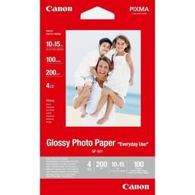 Fotopapír Canon GP 501,  foto 10x15 cm, 100 listů