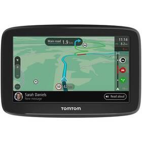 """Navigační systém GPS Tomtom GO CLASSIC 6"""" černá"""