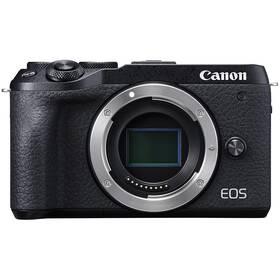 Digitální fotoaparát Canon EOS M6 MARK II, tělo (3611C002) černý