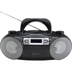 Radiopřijímač s DAB+ Soundmaster SCD8100SW černý