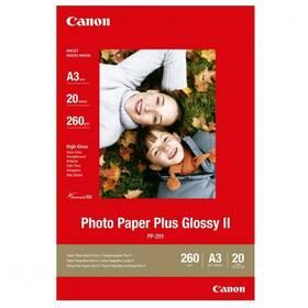 Fotopapír Canon PP201 A3, 20 listů (2311B020) bílý