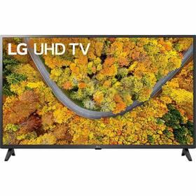 Televize LG 43UP7500 černá