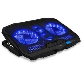 """Chladící podložka pro NTB Connect IT FrostWind do 15,6"""" (CCP-2200-BK) černá"""