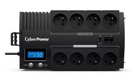 Záložní zdroj Cyber Power Systems BRICs LCD UPS 700VA/420W (BR700ELCD-FR)