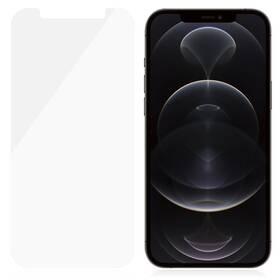 Tvrzené sklo PanzerGlass Standard Antibacterial na Apple iPhone 12/12 Pro (2708)