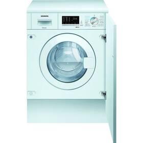 Pračka se sušičkou Siemens iQ500 WK14D542EU bílá