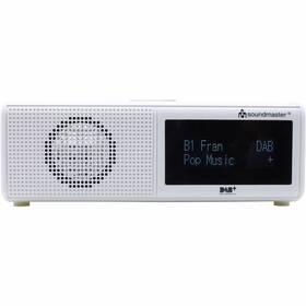 Radiobudík Soundmaster UR8350WE bílý