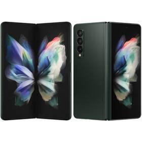 Mobilní telefon Samsung Galaxy Z Fold3 256 GB 5G (SM-F926BZGDEUE) zelený