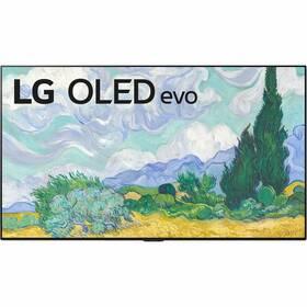 Televize LG OLED55G1 titanium