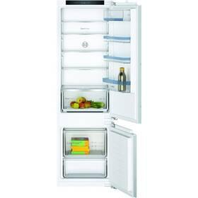 Chladnička s mrazničkou Bosch Serie   4 KIV87VFE0 bílá