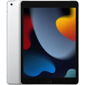 Dotykový tablet Apple iPad 10.2 (2021) Wi-Fi + Cellular 64GB - Silver (MK493FD/A)