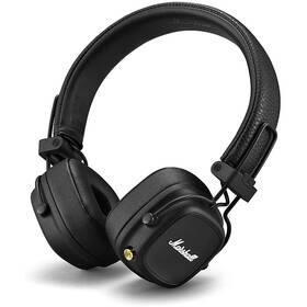 Sluchátka Marshall Major IV Bluetooth černá