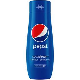 Příchuť pro perlivou vodu SodaStream Pepsi 440 ml