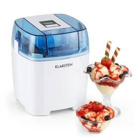 Zmrzlinovač Klarstein Creamberry bílý