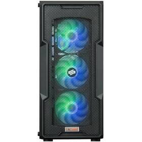 Stolní počítač HAL3000 Alfa Gamer Elite 3060 (PCHS2478) černý