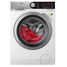 Pračka AEG SoftWater L9FEC49SC bílá