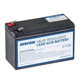 Akumulátor Avacom RBC110 - náhrada za APC (AVA-RBC110) černá