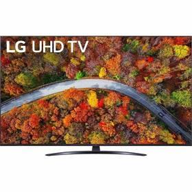 Televize LG 50UP8100 šedá