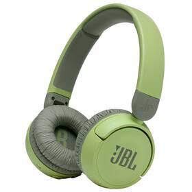 Sluchátka JBL JR 310BT zelená