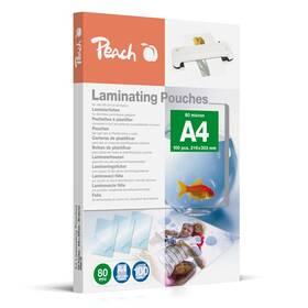 Laminovací fólie Peach A4 (216x303mm), 80mic, 100 ks (PP580-02)