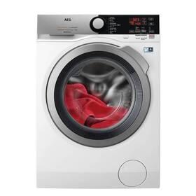 Pračka AEG ProSteam® L7FBE49BSCA s funkcí AutoDose bílá