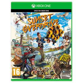 Hra Microsoft Xbox One Sunset Overdrive (3QT-00030)