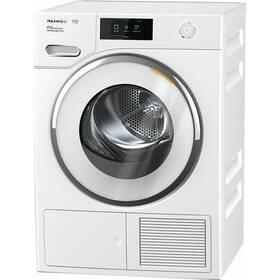 Sušička prádla Miele T1 White Edition TWR 860 WP bílá