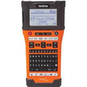 Tiskárna štítků Brother PT-E550WVP s kufrem (PTE550WVPYJ1)