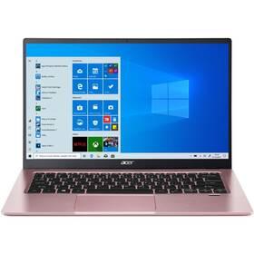 Notebook Acer Swift 1 (SF114-33-P3T7) + Microsoft Office 365 (NX.A9NEC.002) růžový