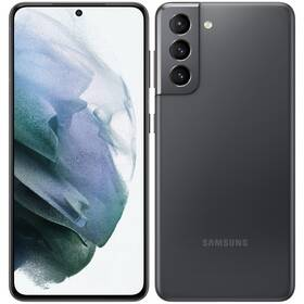 Mobilní telefon Samsung Galaxy S21 5G 128 GB (SM-G991BZADEUE) šedý