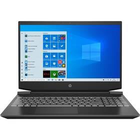 Notebook HP Pavilion Gaming 15-dk1022nc (3Z3V4EA#BCM) černý
