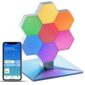 Stolní LED lampička Cololight Plus, modulární, Wi-Fi, se 7 bloky - HomeKit Verze (CL169)