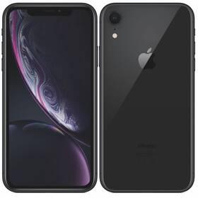 Mobilní telefon Apple iPhone XR 64 GB - black (MH6M3CN/A)