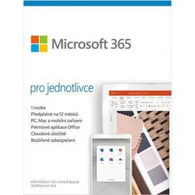 Software Microsoft 365 pro jednotlivce CZ (QQ2-00986)