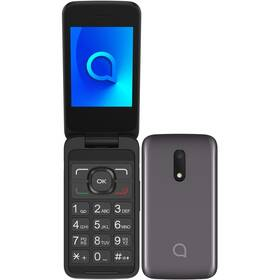 Mobilní telefon ALCATEL 3025X (3025X-2AALE11) šedý