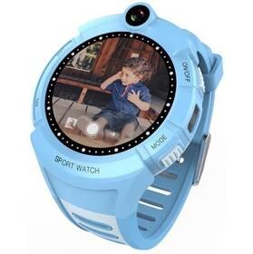 Chytré hodinky Carneo GuardKid+ GPS dětské (8588006962536) modré