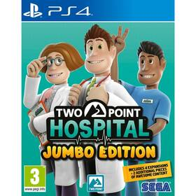 Hra Sega PlayStation 4 Two Point Hospital: JUMBO Edition (5055277041930)
