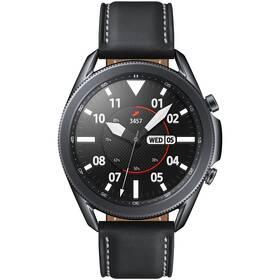 Chytré hodinky Samsung Galaxy Watch3 45mm - ZÁNOVNÍ - 12 měsíců záruka černé