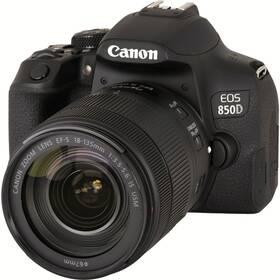 Digitální fotoaparát Canon EOS 850D + 18-135 IS USM (3925C020) černý