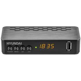 Set-top box Hyundai DVBT 220 PVR černý