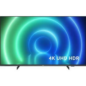 Televize Philips 50PUS7506 černá