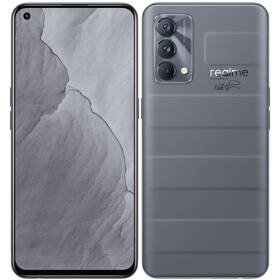 Mobilní telefon realme GT Master Edition 5G 256 GB - Voyager Grey (RMX33636GR8)
