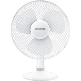 Ventilátor stolní Sencor SFE 4037WH bílý