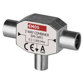 Anténní slučovač EMOS feritový EU 2491 (D193) (2503000100)