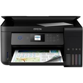 Tiskárna multifunkční Epson L4160 (C11CG23401) černá